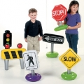 Firefighter / Fireman Traffic Signs (6)