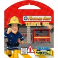 Fireman Sam, Firefighter / Fireman Fire Engine Travel Kit