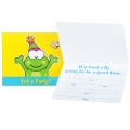 Froggie Fun Invites (8)