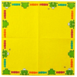 Froggie Fun Napkins ~ Preorder