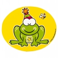 Froggie Fun Stickers (4)
