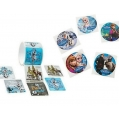 Frozen Stickers pack of 10