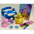 Owl Pink Party Favor Box Filled ~ Pre Order
