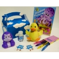 Owl BLUE Party Favor Box Filled ~ Pre Order