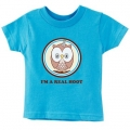 Owl Blue Tshirt ~ 2 Only