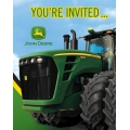 John Deere Party Invites (8)