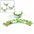 Jungle Animal Cupcake Collar (12)