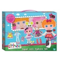 Lalaloopsy Paper Doll Fashion Set HUGE pack (1) - Pre Order for July