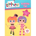 Lalaloopsy Activity Pad (1) - Pre Order for July