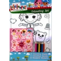 Lalaloopsy Colouring Set (1) - Pre Order for July
