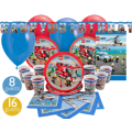Lego City Partyware