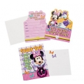 Minnie Mouse Invites and Thankyous (8)