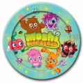Moshi Monsters Plates (8)