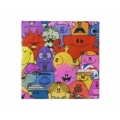 Mr Men and Little Miss Party Napkin