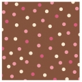 Blush Dots Lunch Napkin ~ Orders taken