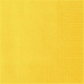 Yellow Napkin Pack of 50