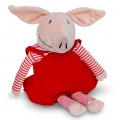Olivia Pig 3 in 1 Plush Toy (see the various pictures) - Pre Order