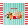 Olivia Pig Party Activity Placemats ~ Orders Taken