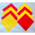 Red & Yellow Napkin Party Pack of 16