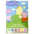 Peppa Pig Party Poster Art Set ~ NEW