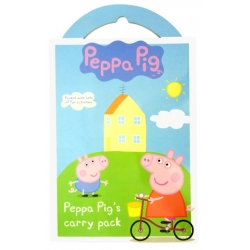Peppa pig activity pack 1 bubbles and rainbows party for Missile peppa pig