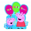 Peppa Pig Party Invites  (6)