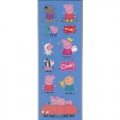 Peppa Pig Party Fridge Magnets