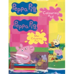 Peppa pig playpack 1 search bubbles and rainbows for Missile peppa pig