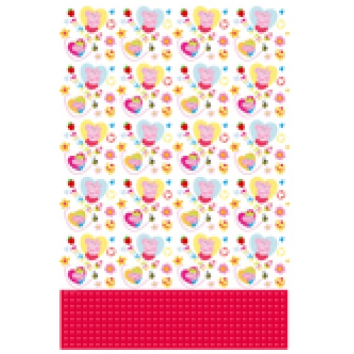 Peppa pig tablecover new red 1 search bubbles and for Missile peppa pig