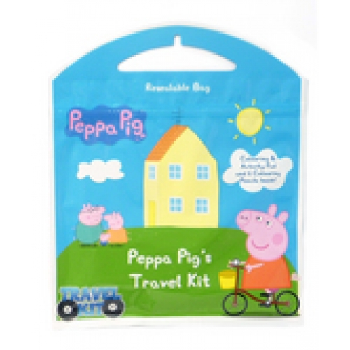 Peppa pig travel pack peppa pig bubbles and rainbows for Missile peppa pig
