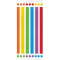 Rainbow Cellophane bags Pack of 20