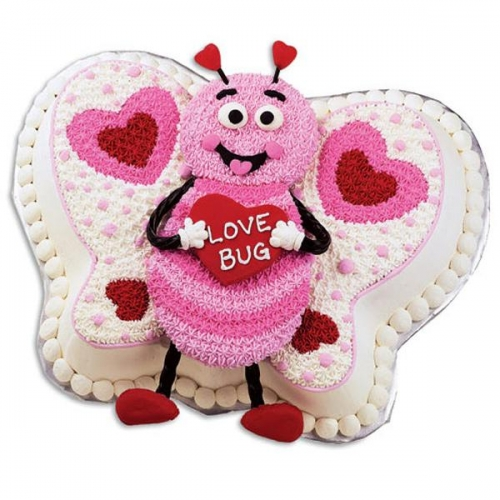 Wilton Butterfly Cake Decorating Ideas : Butterfly Cake Tin - Wilton 1 ONLY - Bubbles and Rainbows ...