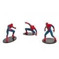 Spiderman Figarines / cake toppers