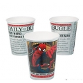 Spiderman Cups (8)