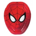 Spiderman Dinner Plates (8)