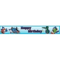 Thomas the Tank Engine Party Banner