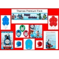 Thomas the Tank Engine Premium Party Pack ~ 3 ONLY