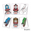 Thomas the Tank Engine Tattoos pack of 6