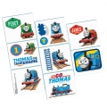 Thomas the Tank Engine Tattoos pack of 16