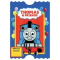 Thomas the Tank Engine Party Invites