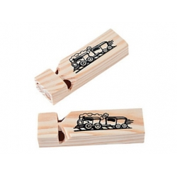 Train Wooden Whistle (1)