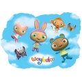 Waybuloo Party Foil Supershape 1 only  ~PRE ORDER ONLY