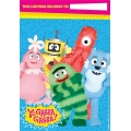 Yo Gabba Gabba Loot Bags Party (8)