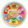 Yo Gabba Gabba Dinner Plates Party (8)