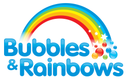 Bubbles and Rainbows Party Supplies and Gift Lines